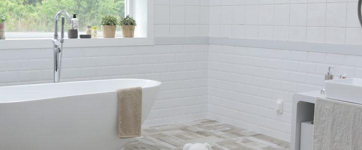 Vrijstaand bad: luxe in je badkamer!
